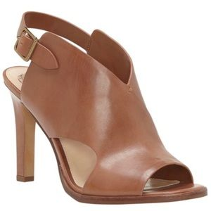 Vince Camuto Norral Slingback (Summer Cognac)